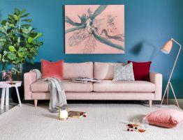 Hendrick Sofa - Custom made to order