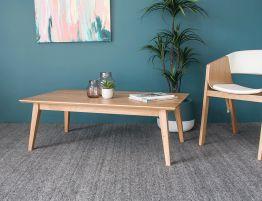 Copenhagen Coffee Table - Rectangle - Oak