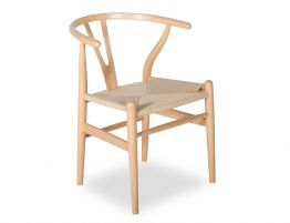 Inspire Chair - Natural - Natural Cord Seat