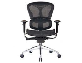 Vytas Black/Black Office Chair