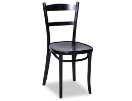Bentwood Linz Chair - Black