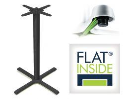 Flat Tech Cafe High Bar Table Base - AUTO-ADJUST KX30 (Min. order 4)