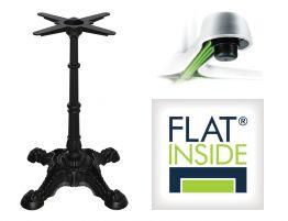 Flat Tech Cafe Table Base - AUTO-ADJUST PX23 (Min. order 4)