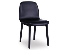 Maxwell Chair - Black - Black Pad