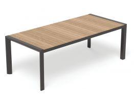 Vydel Table - Outdoor - 220cm x 100cm - Charcaol