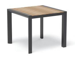 Vydel Table - Outdoor - 90cm x 90cm - Charcoal