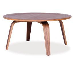 Panda Coffee Table - Walnut