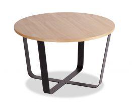 Kellie Coffee Table - Medium - Black - Natural