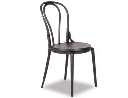 Cannes Chair - Black
