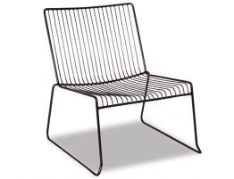 Zooka Lounge Chair - Black