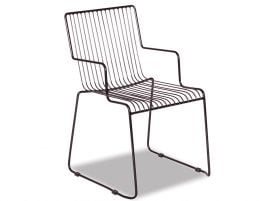 Zooka Arm Chair - Black