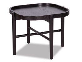 Lara Side Table - Black