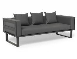 Vivara Sofa - Charcoal - Two Seater