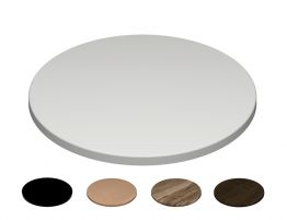 Resin Cafe Table Top - 80 Round