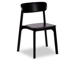 Notion Chair - Black Timber