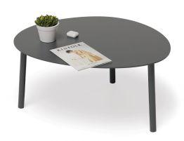 Cetara Coffee Table - Outdoor - Charcoal - Medium