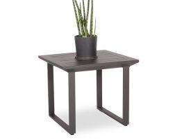 Vivara Side Table - Outdoor - Charcoal