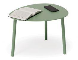 Cetara Side Table - Outdoor - Sage Green