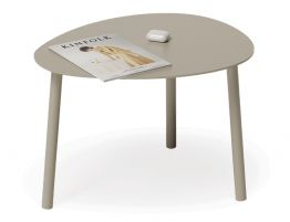 Cetara Side Table - Outdoor - Champagne