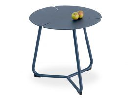 Tropea Side Table - Outdoor - Midnight Blue