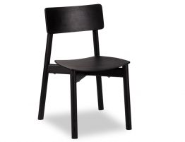 Andi Chair - Black Stained Ash
