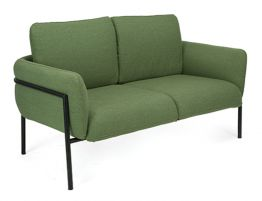 Charlie 2 Seater Green