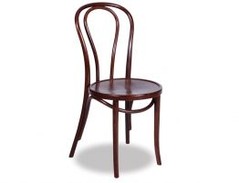 Bentwood Vienna 18 Chair - Walnut