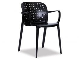 Black Buso Arm Chair