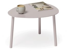 Cetara Side Table - Outdoor - Pale Blush