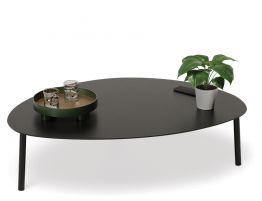 Cetara Coffee Table - Black - Large