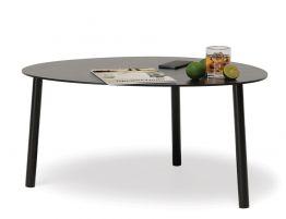 Cetara Coffee Table - Black - Medium