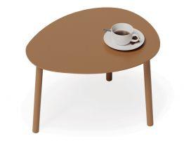 Cetara Side Table - Terracotta