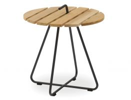 Take Outdoor Side Table - Charcoal