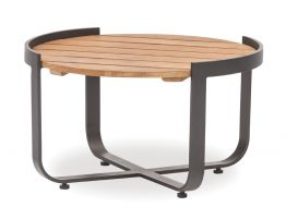 Fino Outdoor Coffee Table - Charcoal 60cm