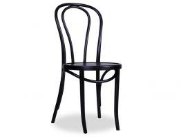 Bentwood Vienna 18 Chair - Black