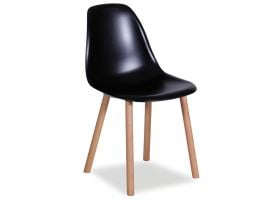 Canndale Chair - Natural - Black Shell