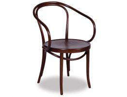 Bentwood B9 Armchair - Walnut