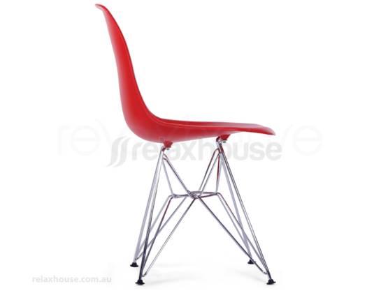 Cheap Red Replica Eames Eiffel Dsr Dining Chair