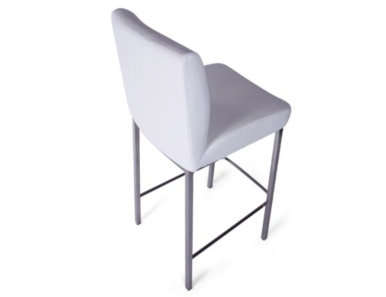 Addison Bar Stool White 4 Legs Bar Stool5