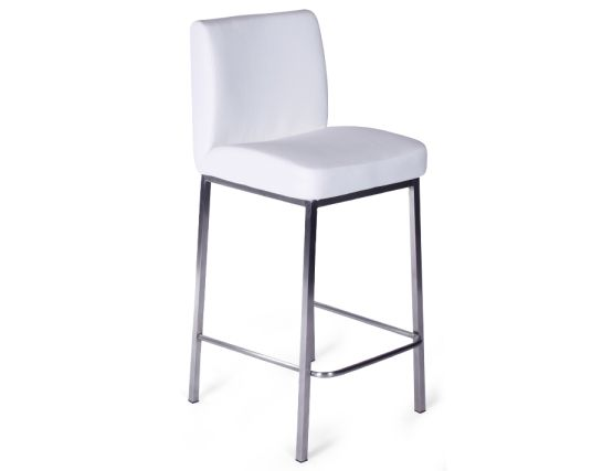 Whtie Bar Stool