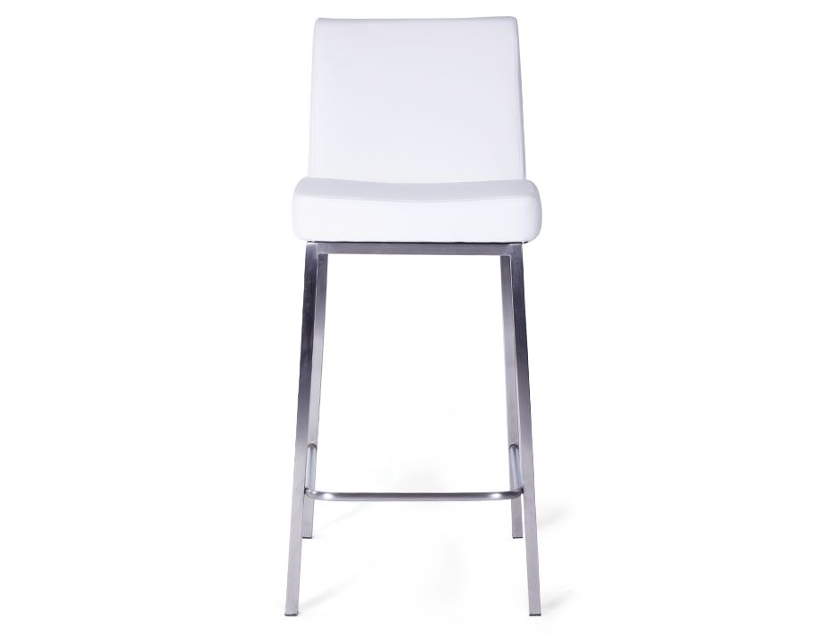 Addison Bar Stool White 4 Legs Bar Stool44