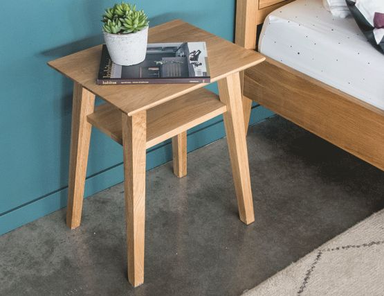 Modern Danish Bed Table