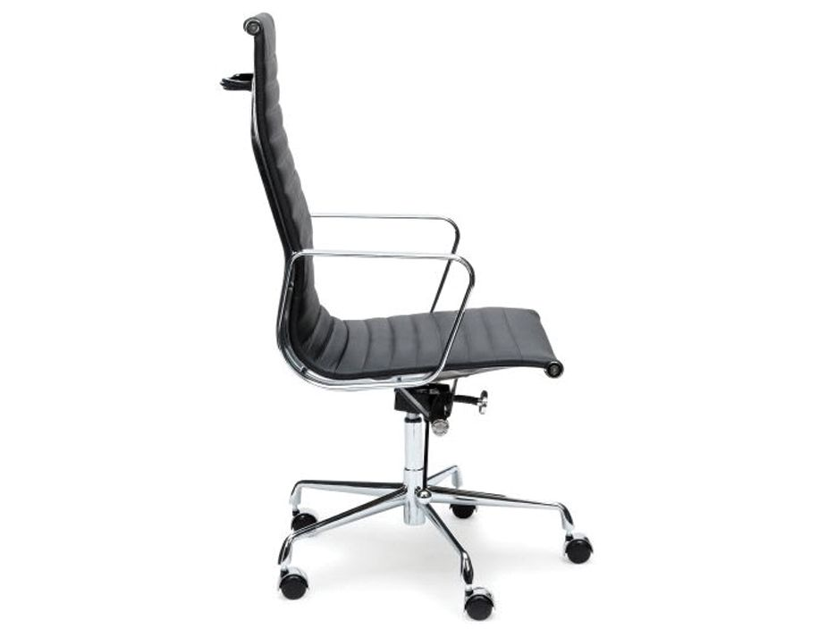 Black Eames Management Office Chair