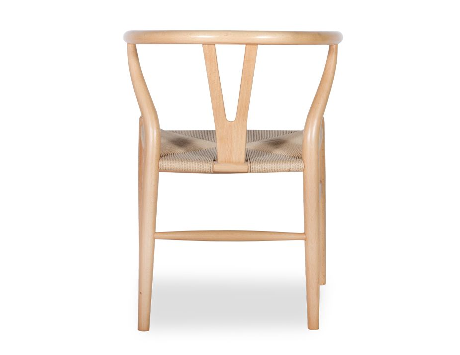 Rh_0010_replica Hans Wegner Wishbone Chair Natural Natural Cord2