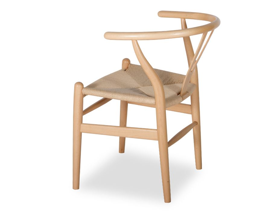 Rh_0011_replica Hans Wegner Wishbone Chair Natural Natural Cord1