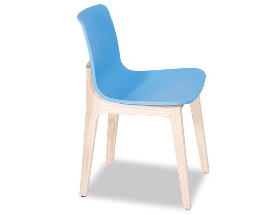 Designer Blue Chair
