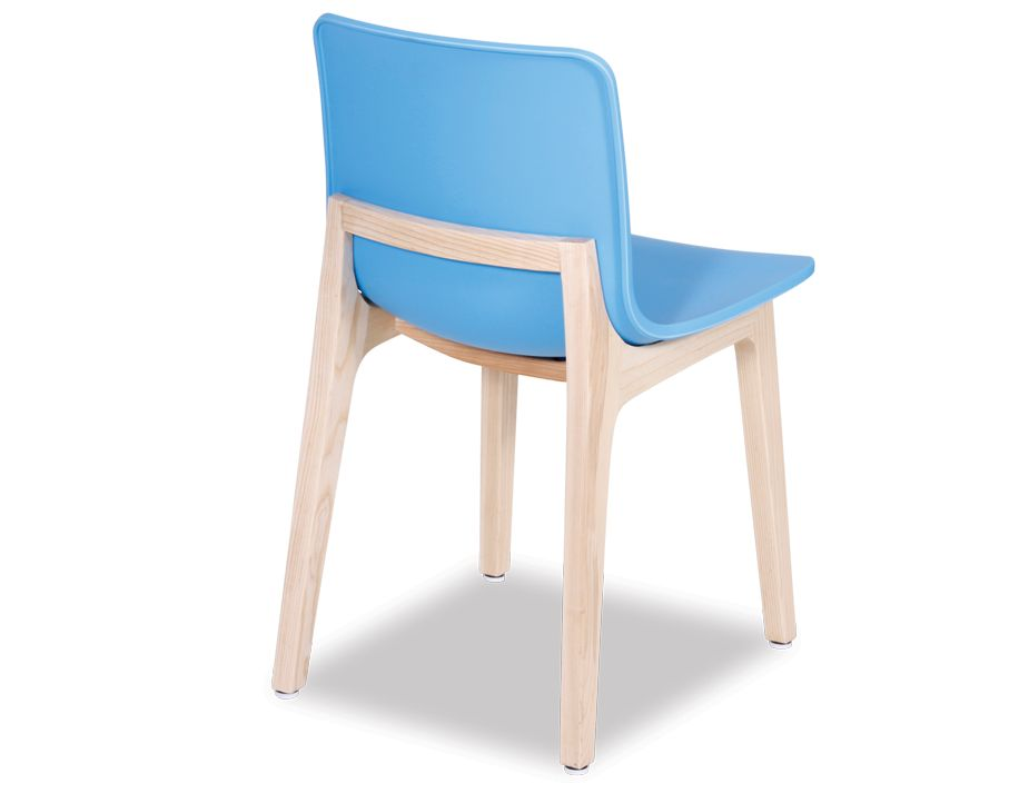 Cool Blue Chair