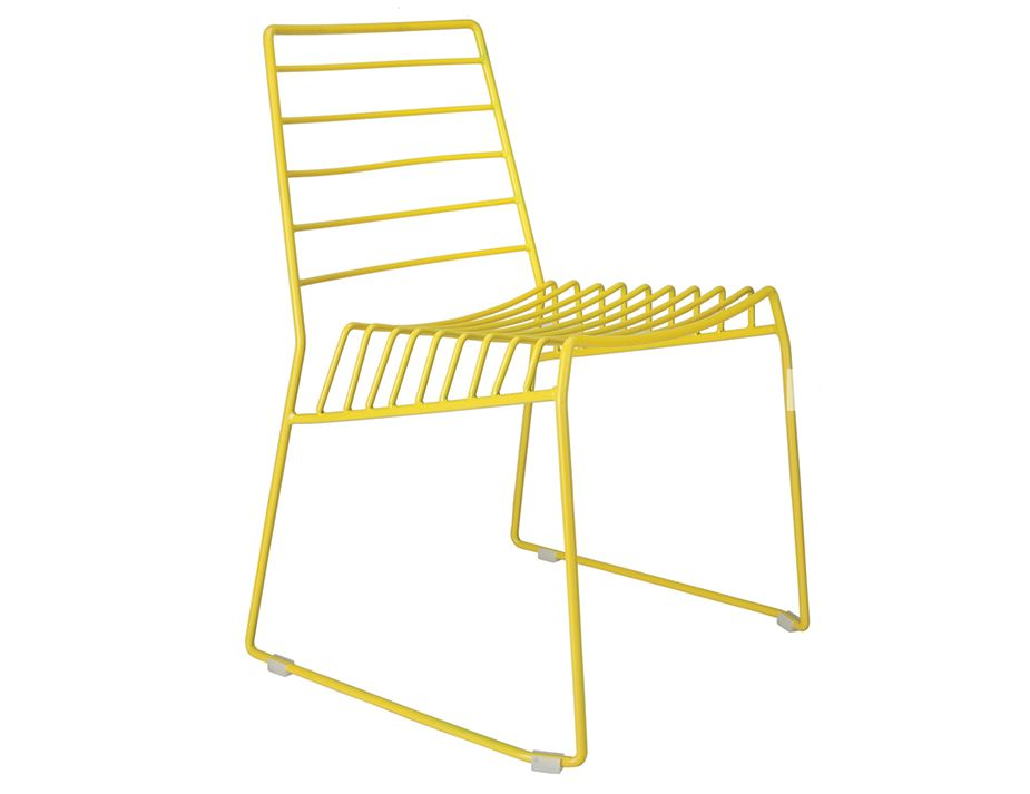 Modern Yellow Wire Cafe Chair Woven Metal IndoorOutdoor  : wire chair from www.relaxhouse.com.au size 925 x 713 jpeg 36kB