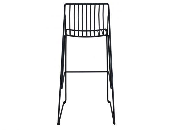 Modern Black Wire BarStool Metal Mesh Barstool : designer stool from www.relaxhouse.com.au size 555 x 427 jpeg 14kB