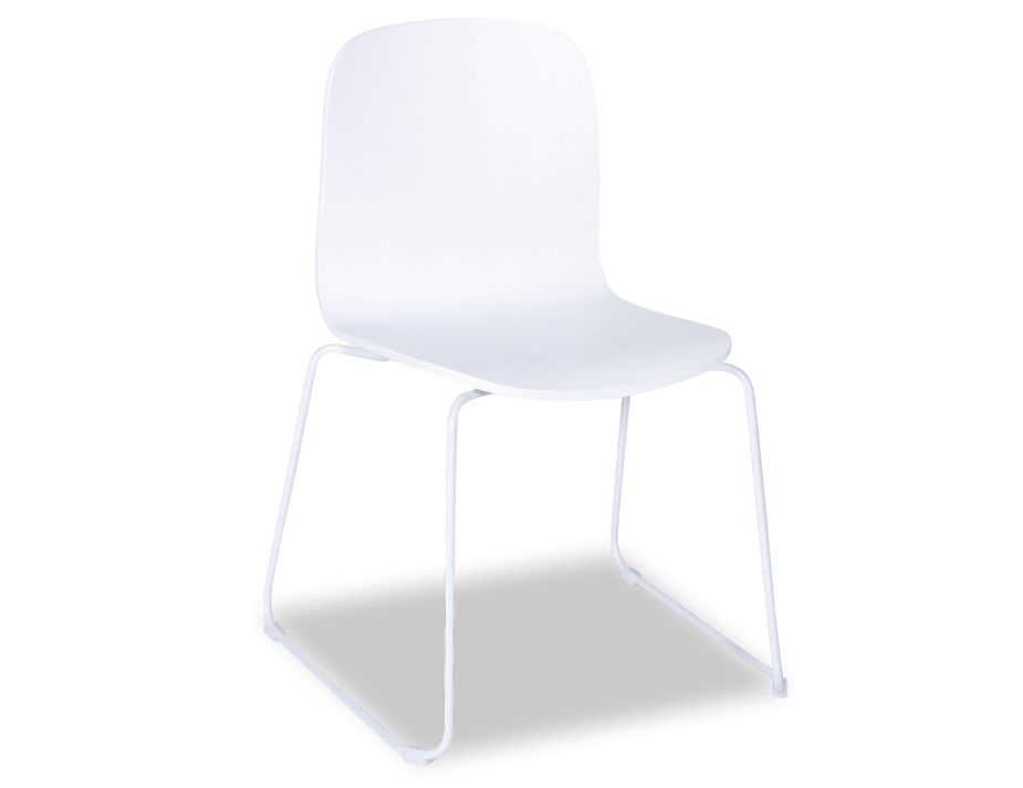 Flip Chair White
